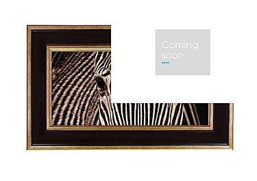 Edgar Framed Picture in  on Furniture Village