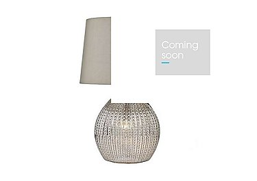 Elena Table Lamp in  on Furniture Village
