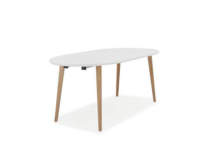 Espen Extending Oval Table 140/220cm