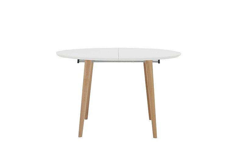 Espen Extending Round Table in  on Furniture Village