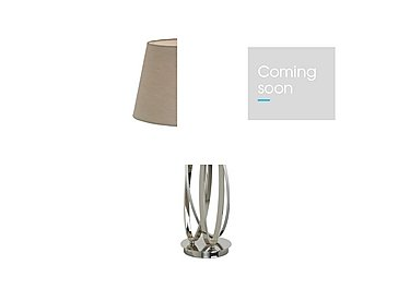 Eastwick Table Lamp in  on Furniture Village