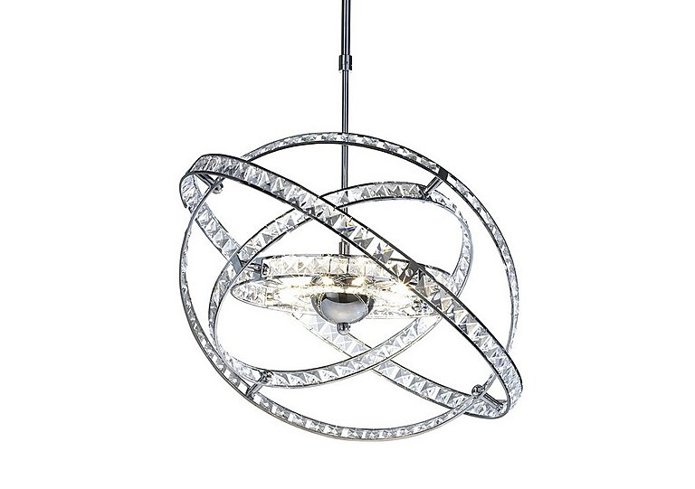 Eternity Ceiling Light in  on Furniture Village