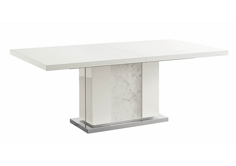 Fascino Extending Dining Table in  on Furniture Village