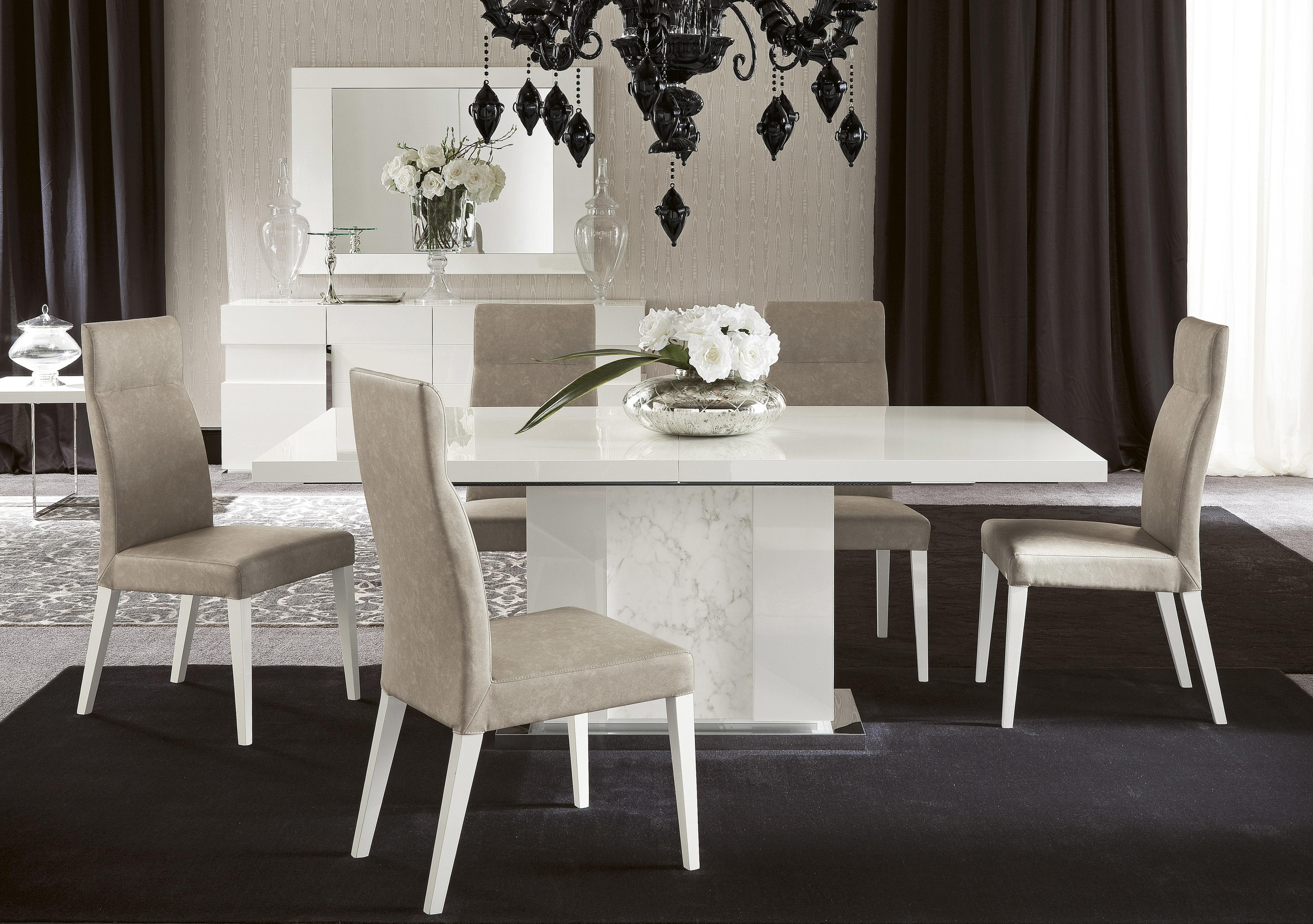 Save £600. ALF Fascino Large Extending Dining Table