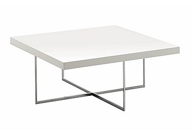 Fascino Square Coffee Table in  on Furniture Village
