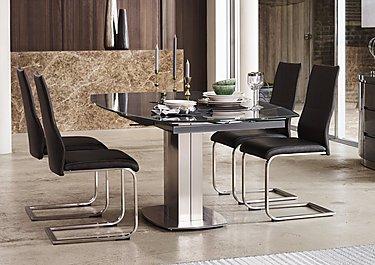 Glass dining table sets - Furniture Village