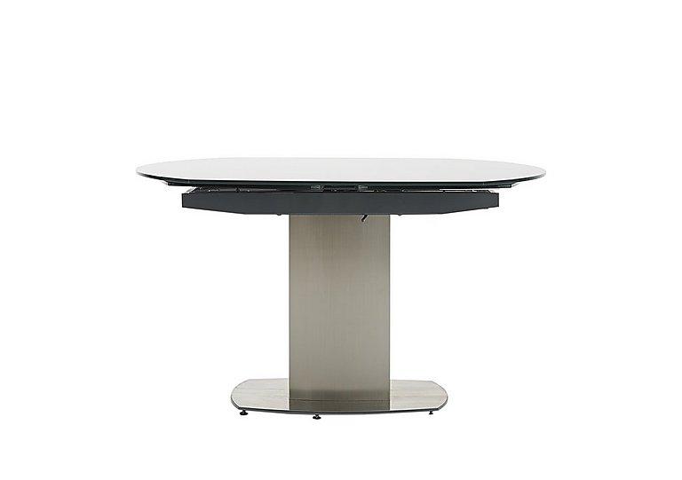 Flow Swivel Glass Extending Dining Table Furniture Village