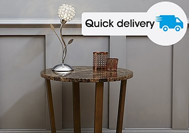Table lamps - desk, tripod & modern - Furniture Village