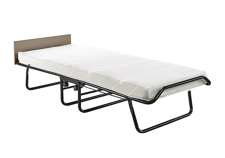 Luxury Folding Bed with Airflow Fibre Mattress in  on Furniture Village