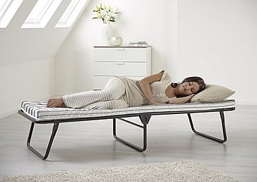 Value Folding Bed with Airflow Fibre Mattress in  on Furniture Village