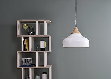 Gaucho Ceiling Light in  on Furniture Village