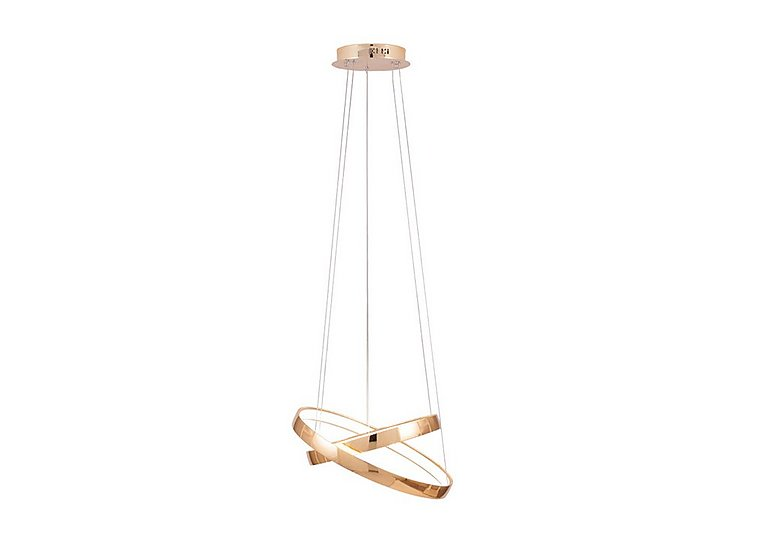 Gia LED Ceiling Light in  on Furniture Village