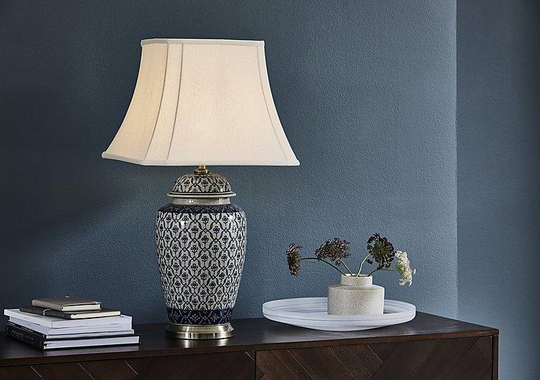 Porcelain ginger jar table lamp furniture village porcelain ginger jar table lamp mozeypictures Gallery