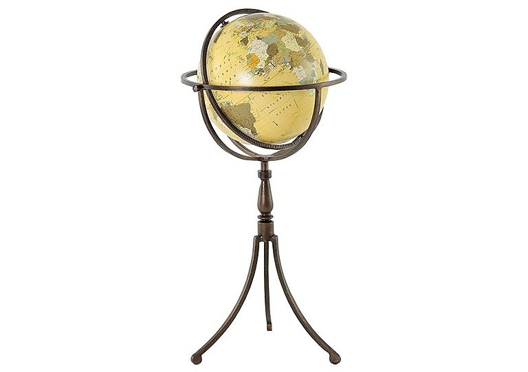 Globe With Stand in  on Furniture Village