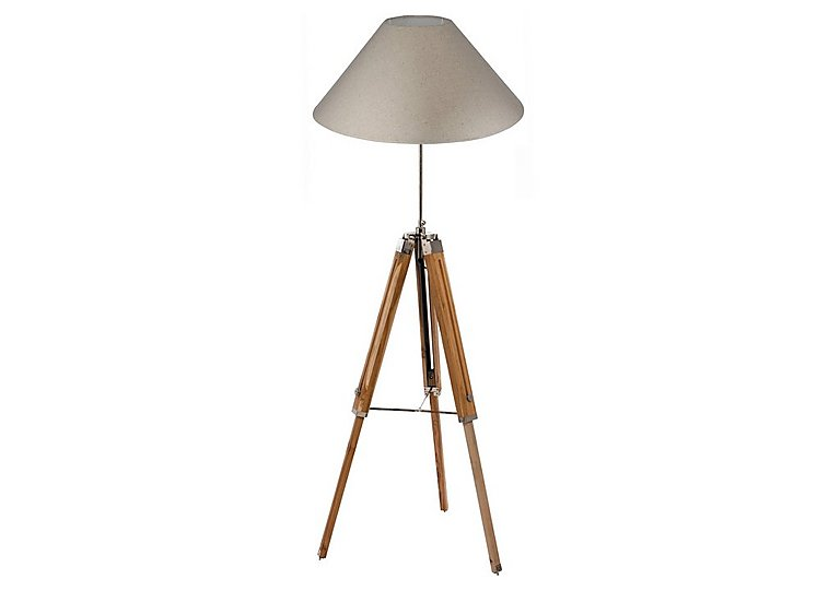 Harper Floor Lamp in  on Furniture Village