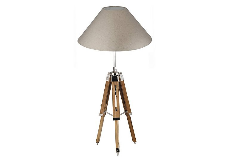Harper Table Lamp in  on Furniture Village