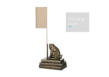 Hopper Table Lamp in  on Furniture Village