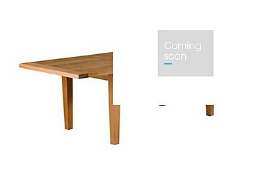 Horizon Extra Large Extending Table in  on Furniture Village