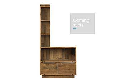 Hoxton Bookcase in  on Furniture Village
