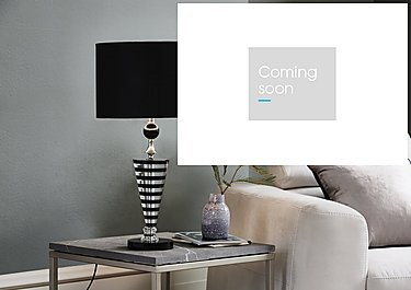 Hudson Table Lamp in  on Furniture Village