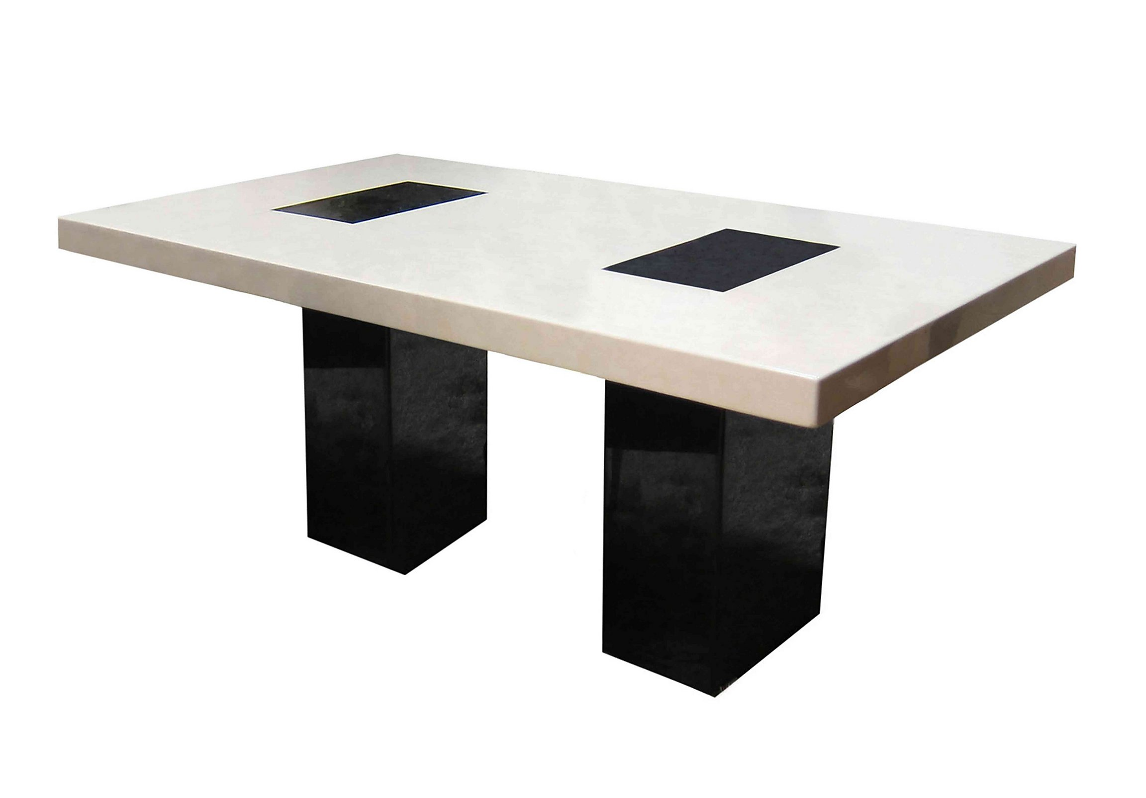 marble table modern room dining real tables
