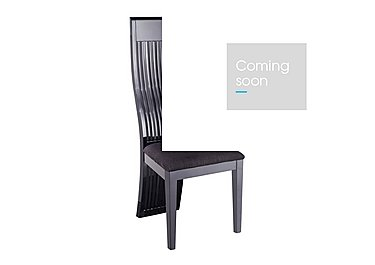Hyatt Slatted Back Dining Chair in  on Furniture Village