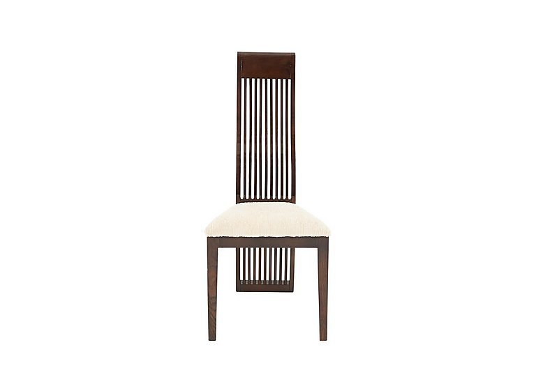 Illusion Slatted Dining Chair in  on Furniture Village