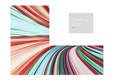 Colour Intoxication Glass Picture in  on Furniture Village