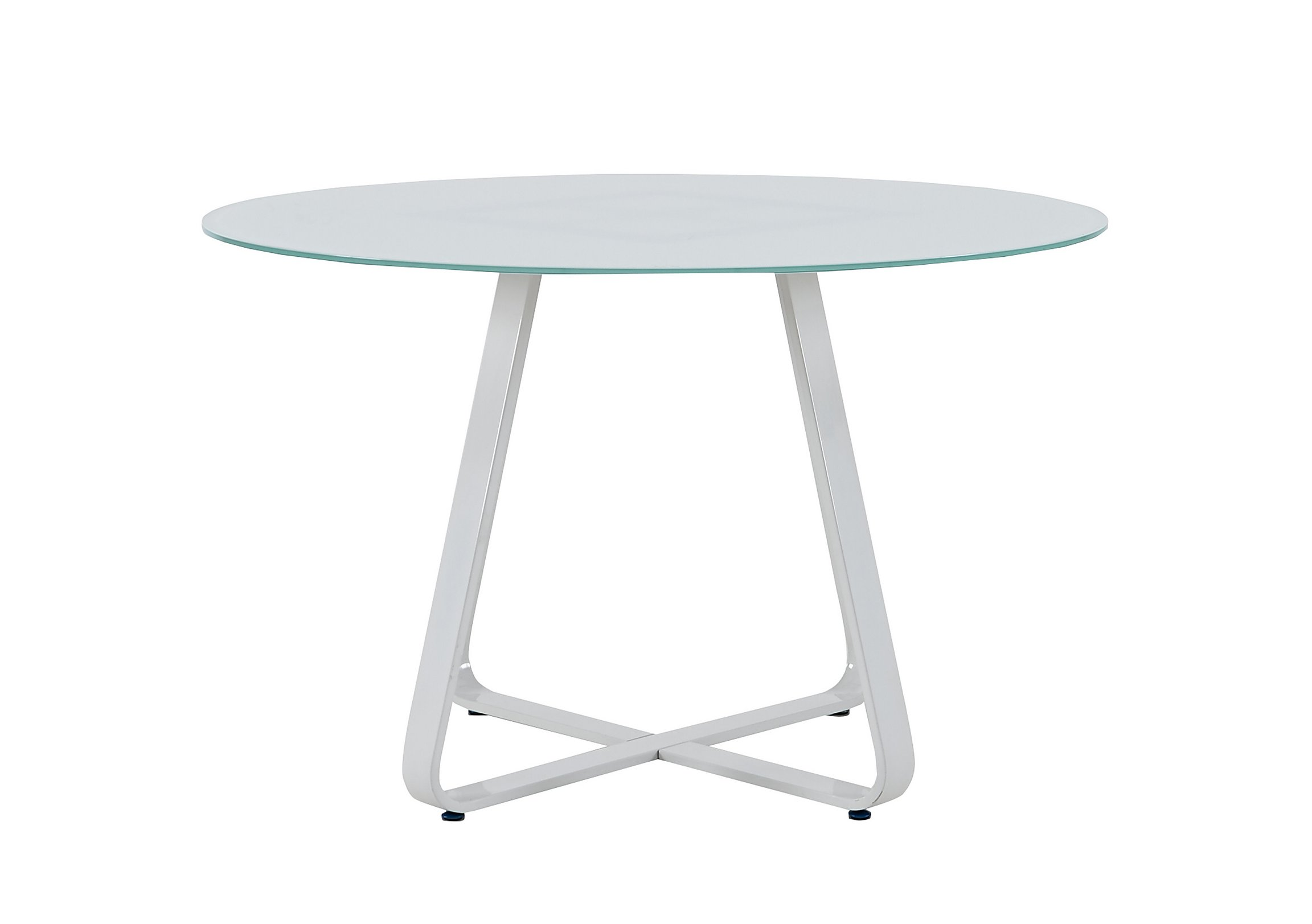Jakob round dining table