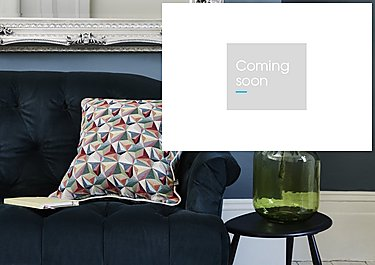 Kaleidoscope Cushion in  on Furniture Village