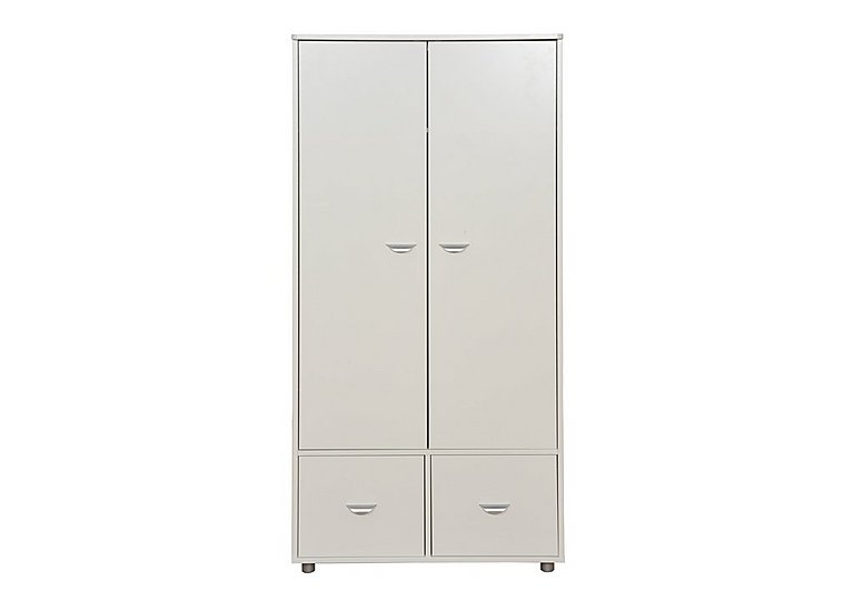 Kool Tall Wardrobe in  on Furniture Village