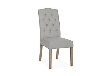 Keating Button Back Chair in  on Furniture Village