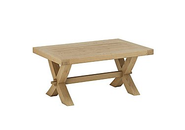 Keating Crossed-Leg Coffee Table in  on Furniture Village