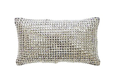 Kylie Minogue Eva Diamond Cushion in  on Furniture Village
