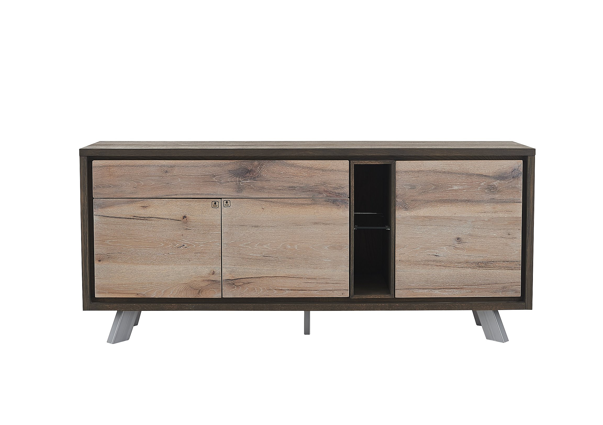 reclaimed prod material rotsen tamburil rectangular wooden contemporary product sideboard furniture table in