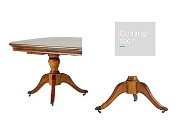 Lille Large Extending Dining Table in  on Furniture Village