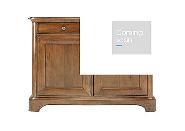 Lille Narrow Sideboard in  on Furniture Village