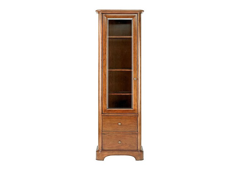Exceptionnel Lille Narrow Display Cabinet
