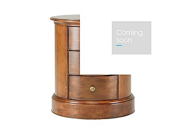 Lille Lamp Table in  on Furniture Village