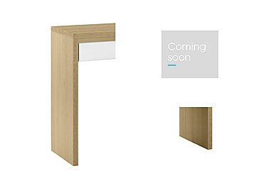 Lorelle Dressing Table in  on Furniture Village