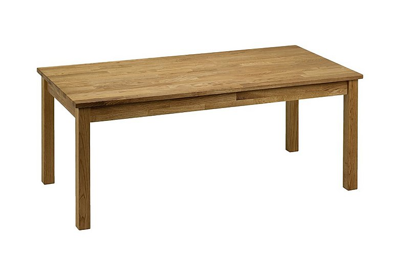 Larwood Oak Coffee Table in  on Furniture Village