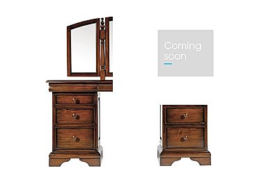 Loxley Dressing Table in  on Furniture Village
