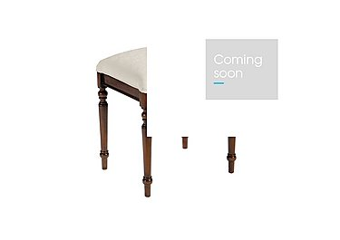 Loxley Stool in  on Furniture Village