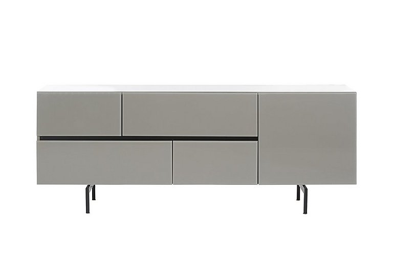 Lurano Sideboard 1 Door and 4 Drawers in  on Furniture Village