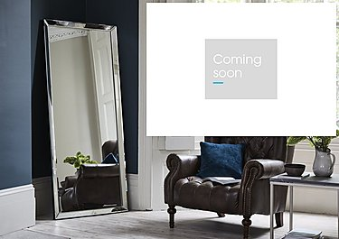 Luna Leaner Mirror in  on Furniture Village