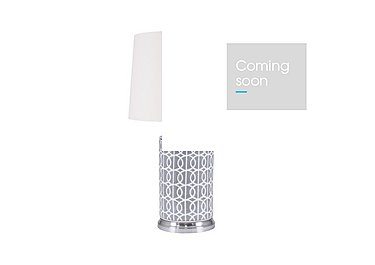 Lucida Table Lamp in  on Furniture Village