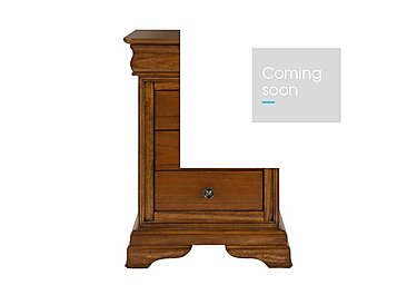 Louis Philippe Bedside Table in  on Furniture Village