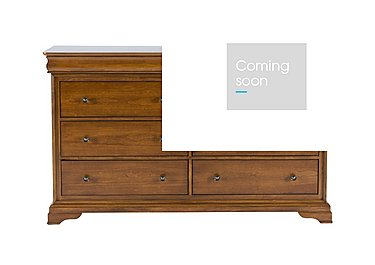 Louis Philippe 4+4 Drawer Chest in  on Furniture Village