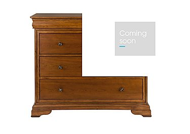 Louis Philippe 4 Drawer Chest in  on Furniture Village