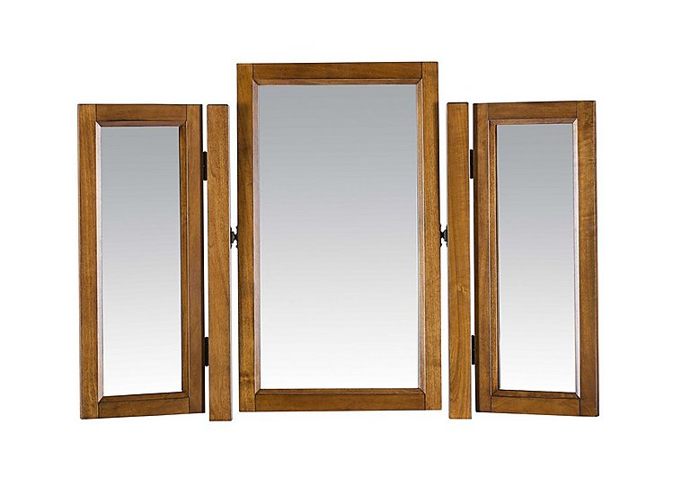 Louis Philippe Gallery Mirror in  on Furniture Village